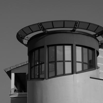 Coupole sur haut d'immeuble