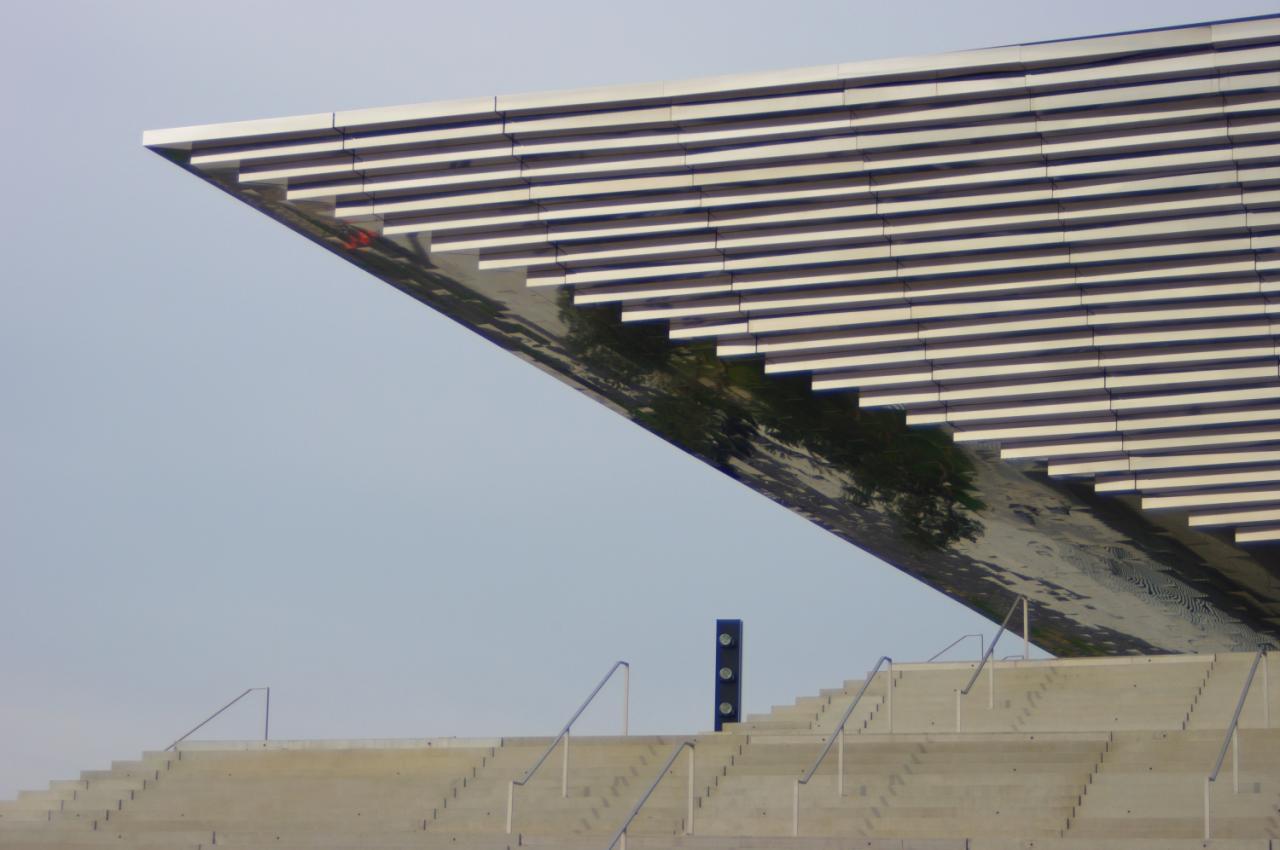 Pointe côté de toit