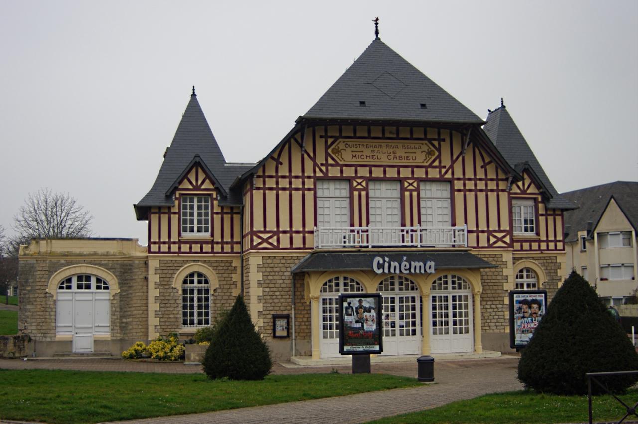 cinéma Ouistreham