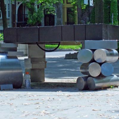 Parc la Fontaine Montréal.