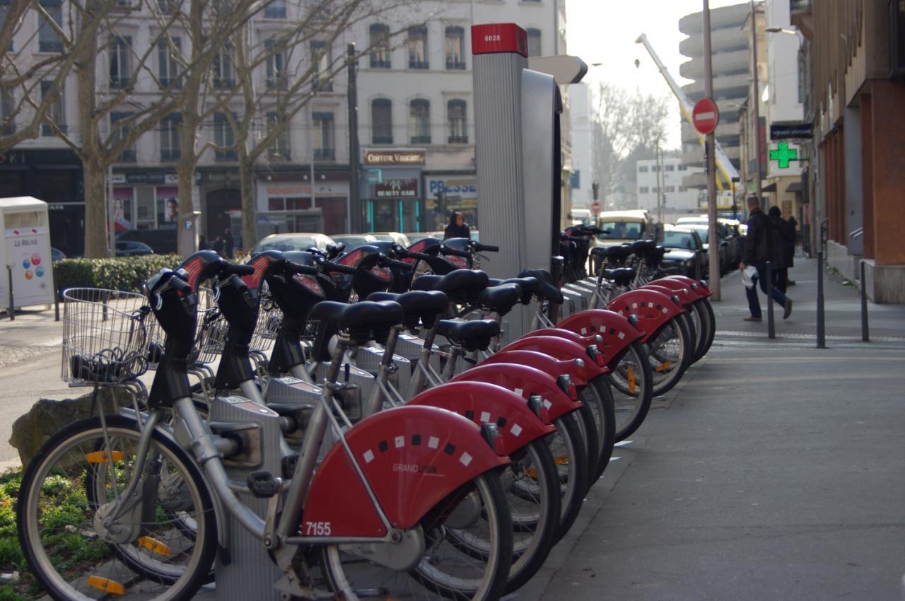 vélo grand Lyon